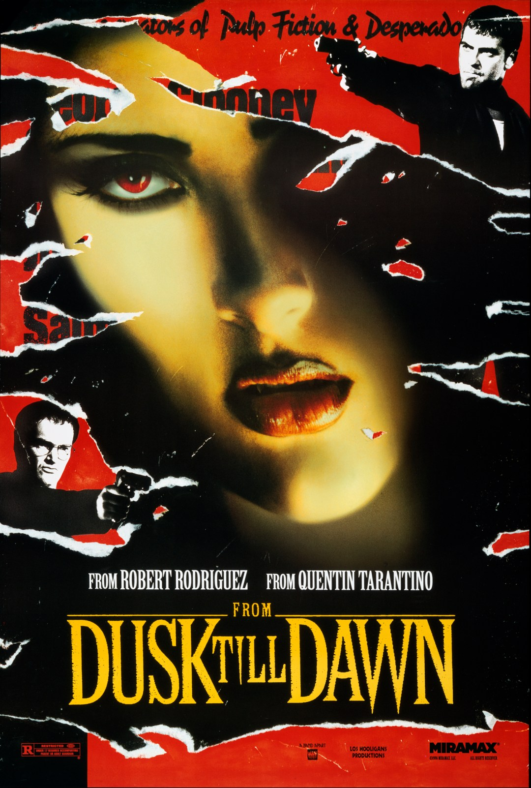 Enter to Win Tickets to See 'From Dusk Till Dawn' — Back in Theatres for Two Days Only!