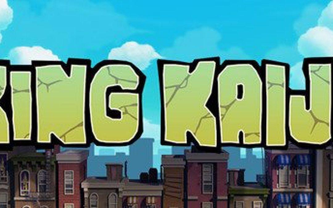 'King Kaiju' Lets You Terrorize Major Cities!