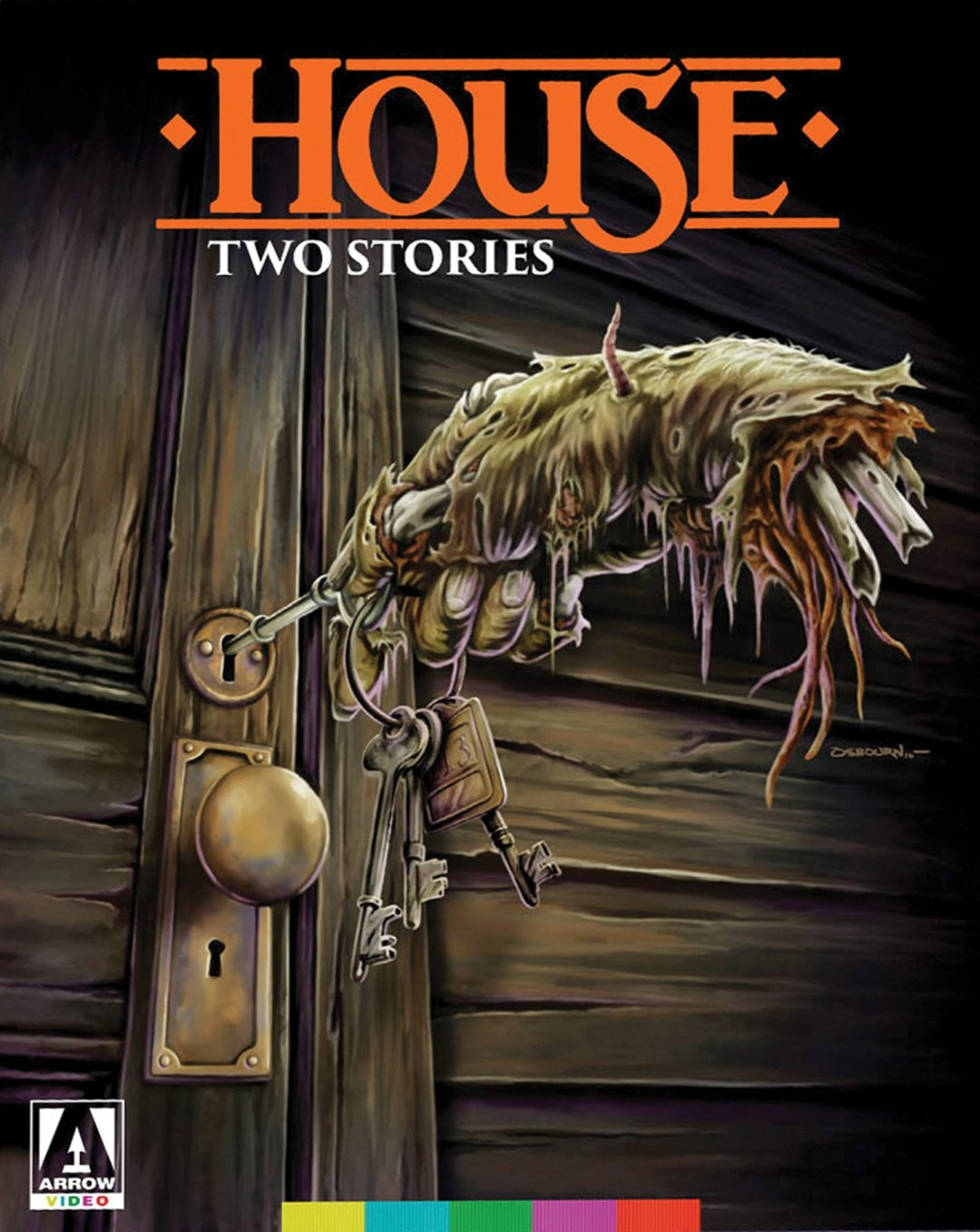 House: Two Stories Limited Edition – Blu-ray Release