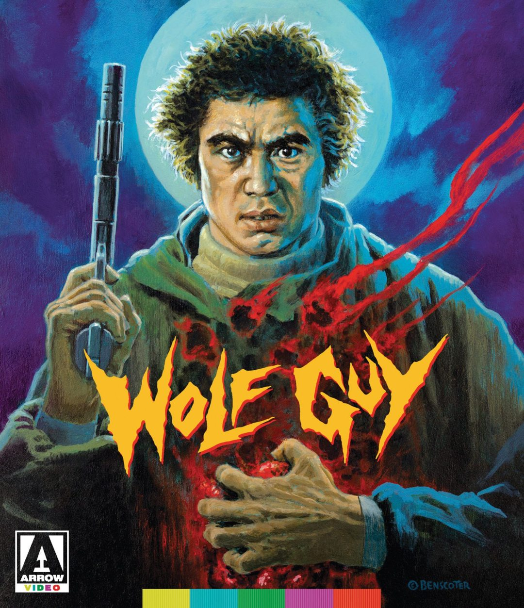 Wolf Guy – Blu-ray/DVD Release