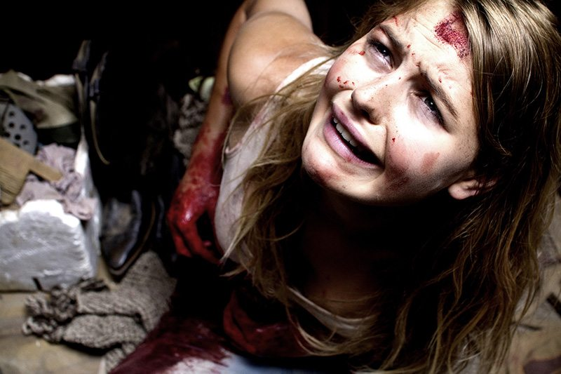 "There is No Escape in Ursula Dabrowsky's 'Inner Demon:' New Clip (""Knock, Knock, Knock"")"