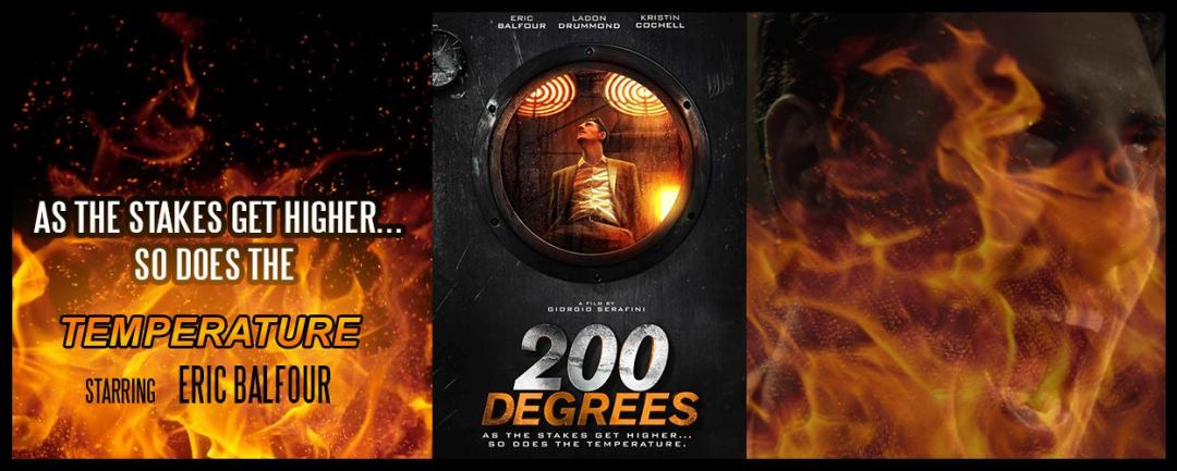 This June You Can Crank It Up To '200 Degrees'