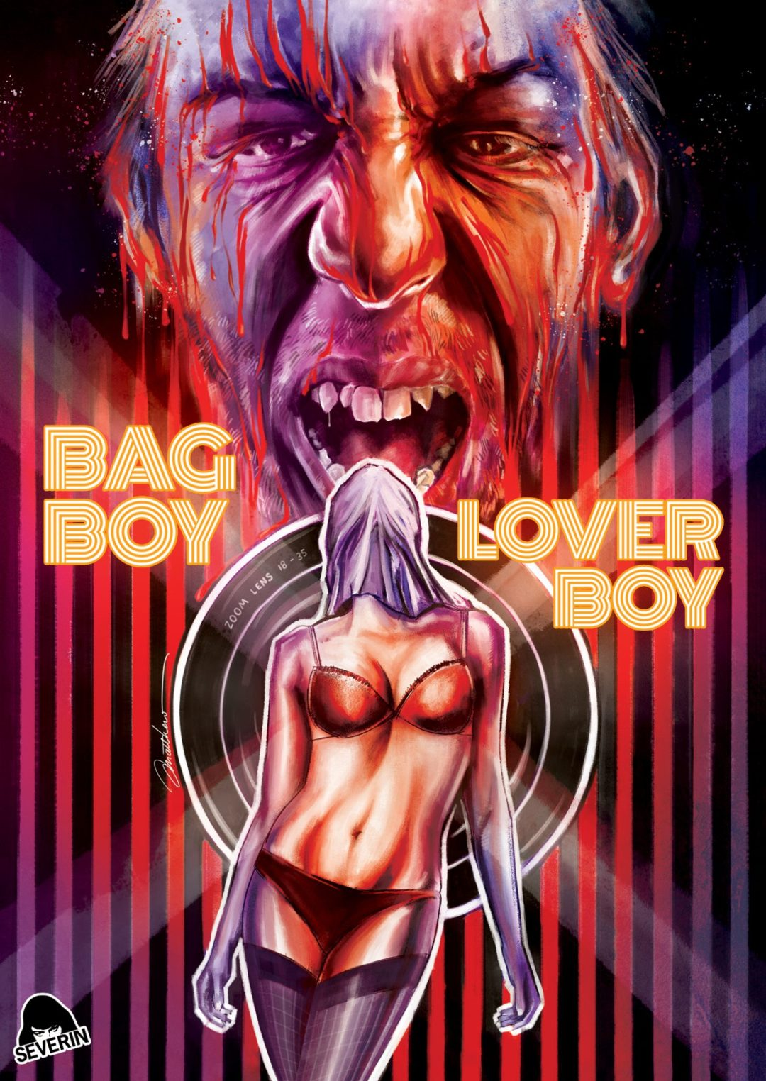 Severin Films Brings Controversial 'Bag Boy Lover Boy' to Home Video on July 25th!