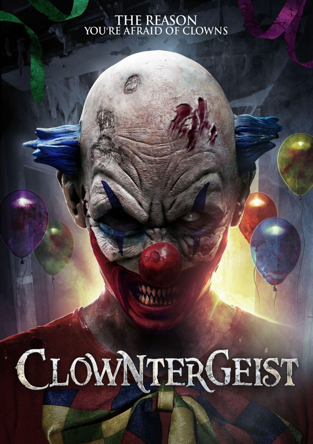 Poltergeist Meets IT in 'Clowntergeist!'