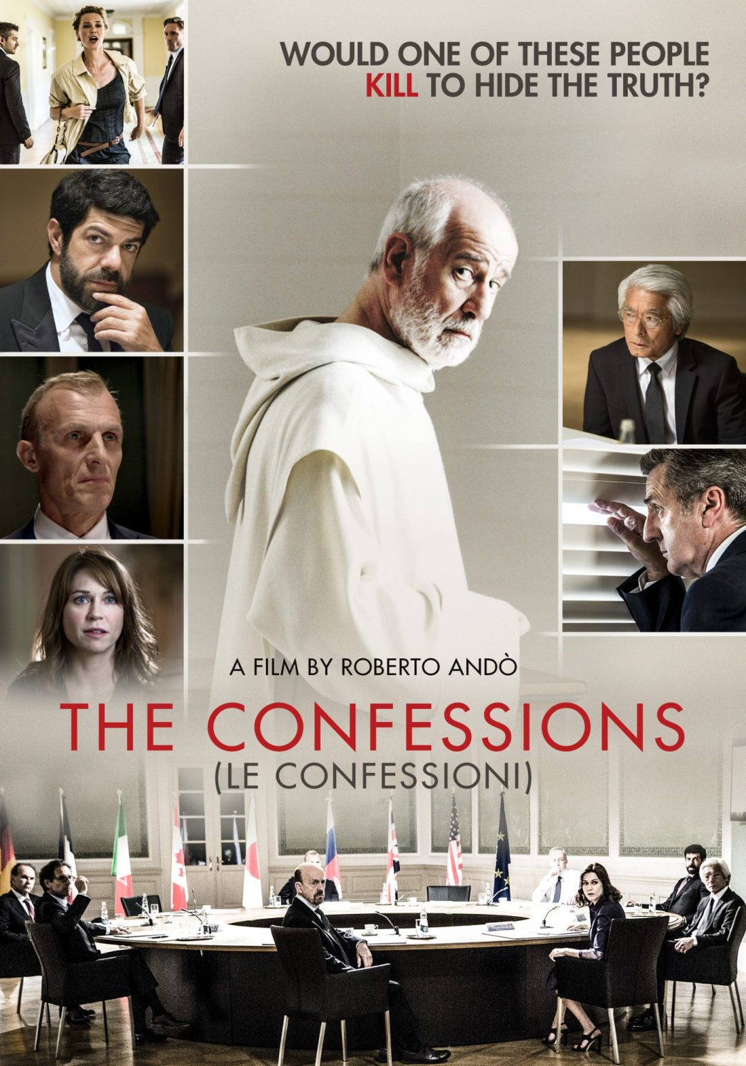 On VOD this September from Uncork'd Entertainment 'The Confessions' Starring Connie Nielsen