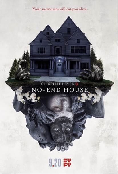 Secondary Art Available from SYFY's 'Channel Zero: No-End House'