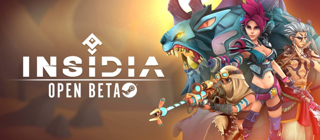 Join Post-Apocalyptic Online PvP Battles Now in 'Insidia' Open Beta