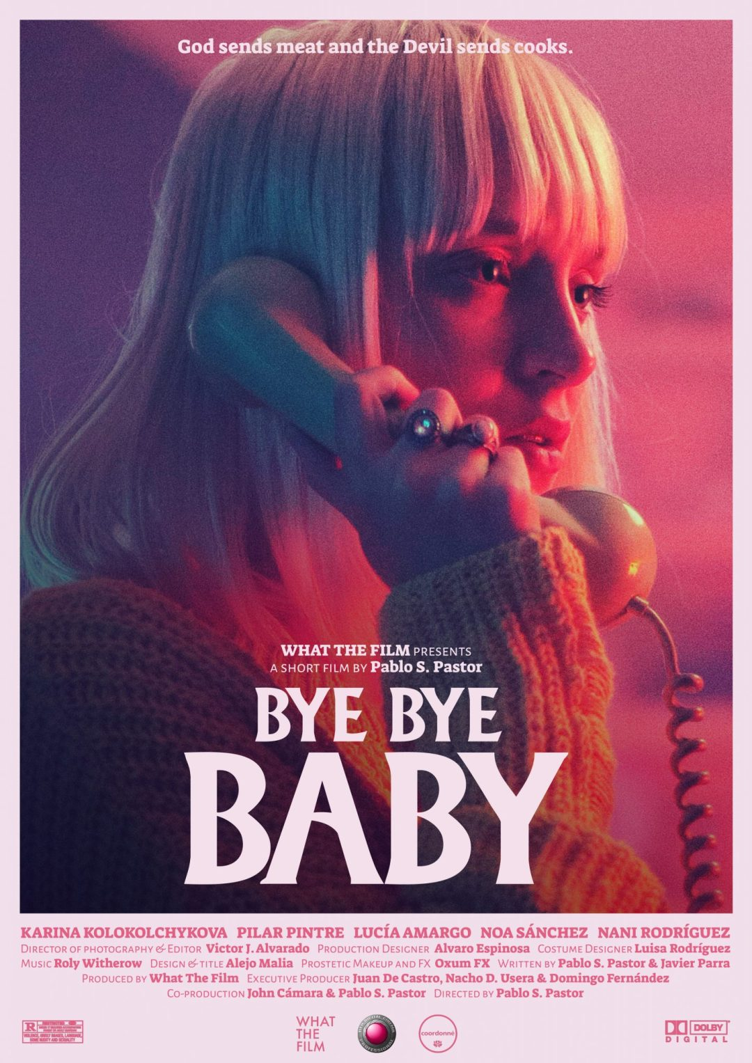 'Bye Bye Baby' is Part of Sitges Festival's OFFICIAL SECTION in its 50th Anniversary