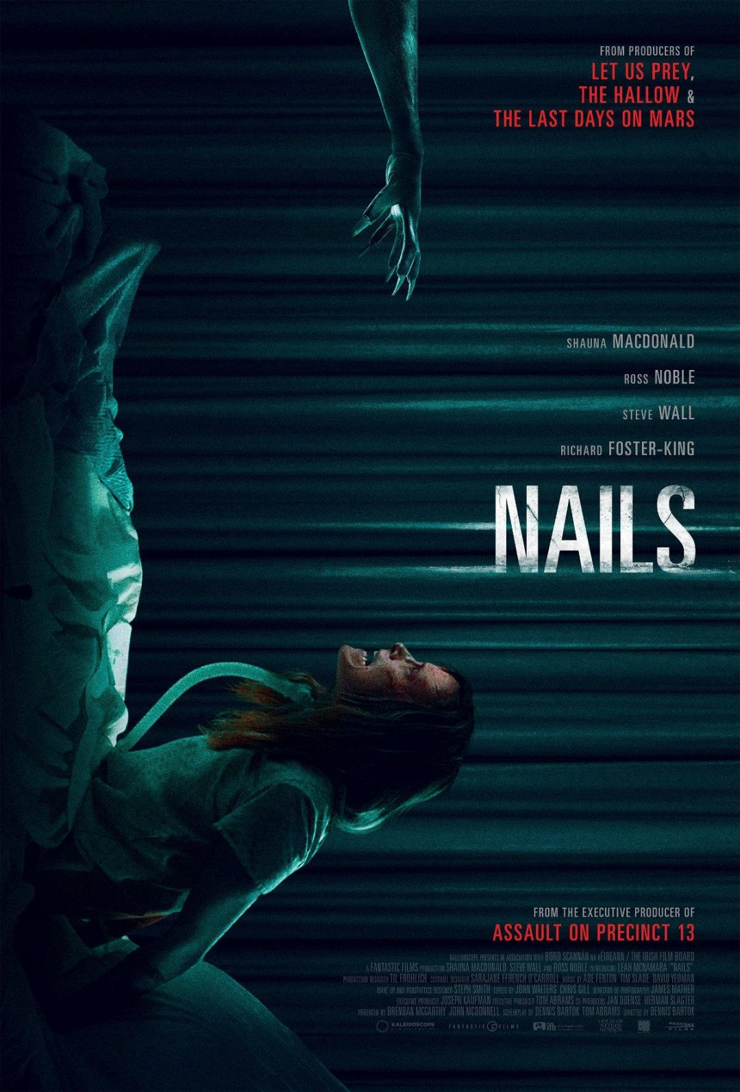 Release Details Are Out For 'Nails'