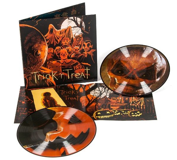 'Trick 'r Treat' Original Soundtrack – Deluxe 2LP Set Out on Waxwork