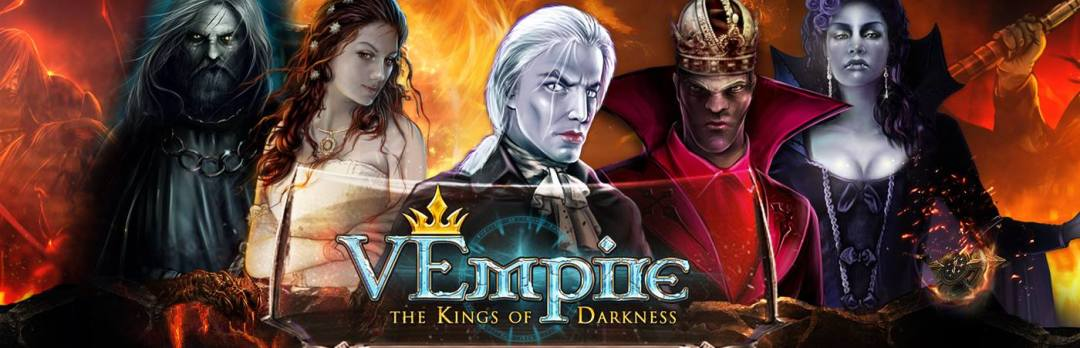 'VEmpire' – The One and Only Vampire-Themed Deckbuilder Now on Steam!