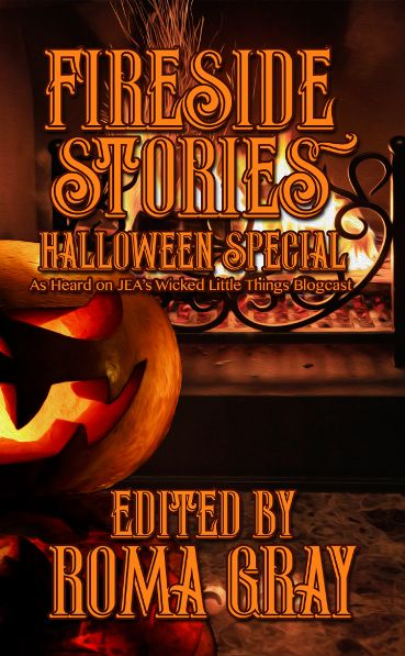 'Fireside Stories' Now Available for Preorder!