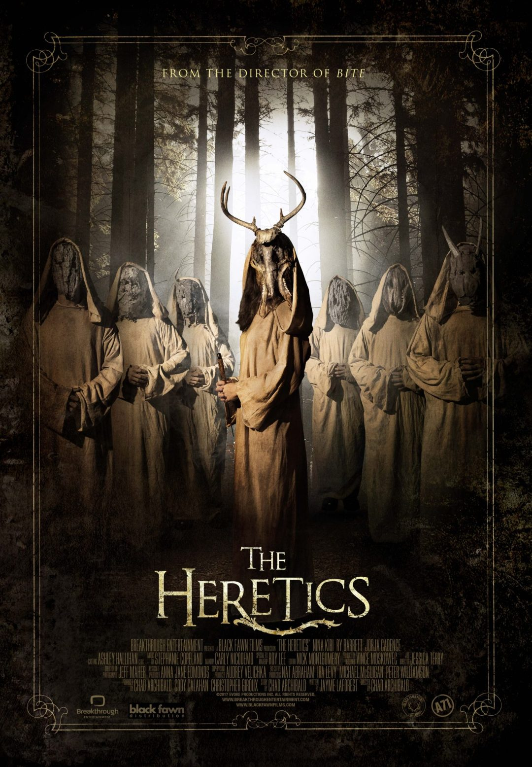 'Heretics' Exclusive Scene