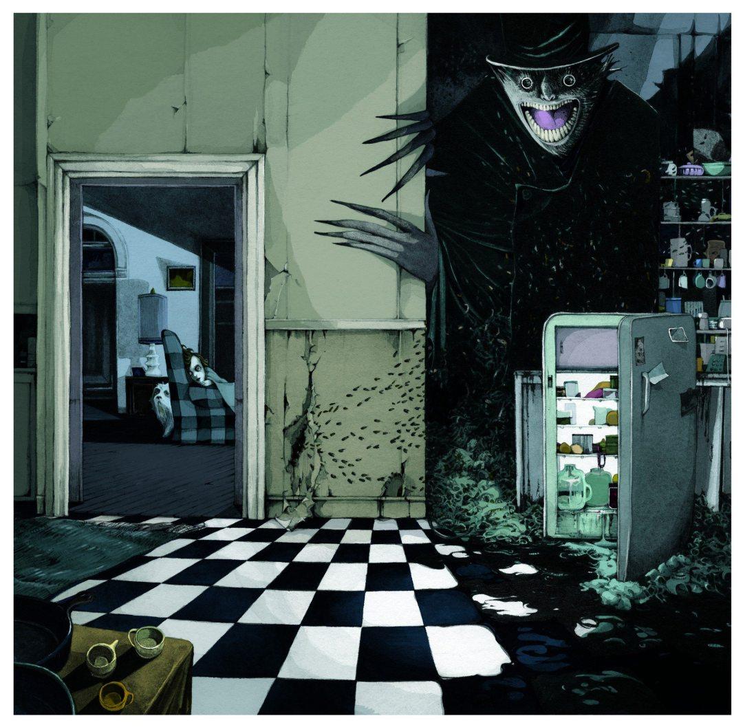 Waxwork is Giving Us 'The Babadook' on Vinyl