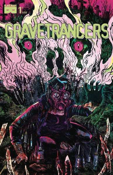 'Gravetrancers' #1 Is Due Out December 13th!
