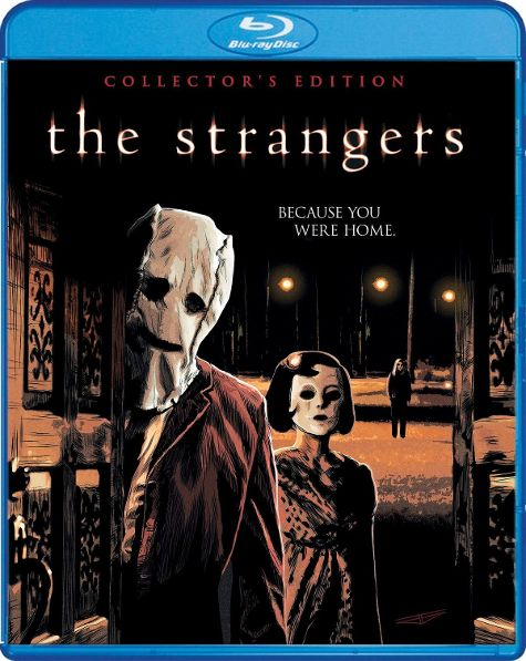 Scream Factory's 'The Strangers' Collector's Edition Looks Amazing!