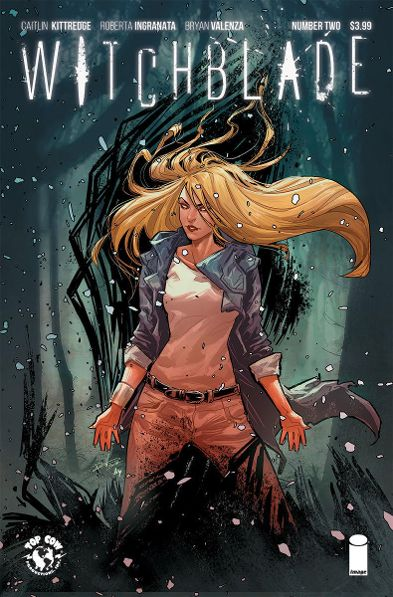 'Witchblade' Issue #1 Re-Release and #2 Release Details!