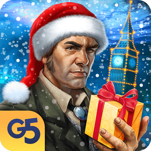 Christmas in London is at Risk in the New Update of 'The Paranormal Society™: Hidden Adventure!'