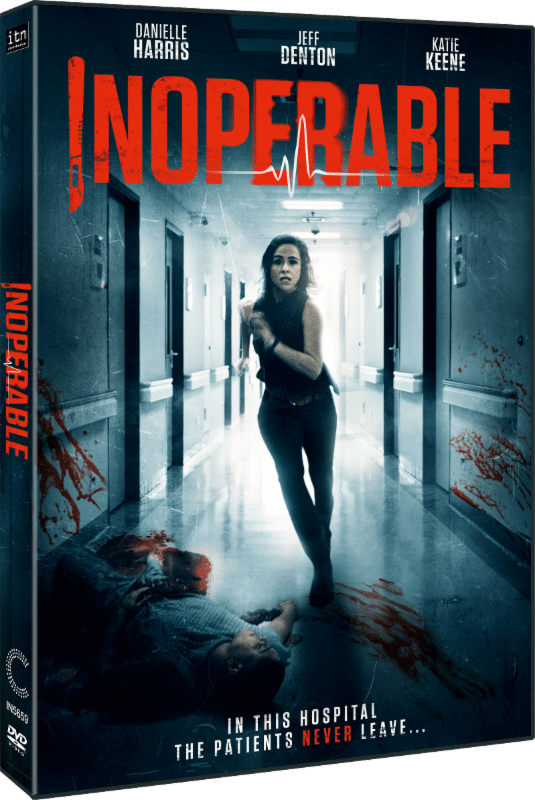 Get Trapped in Danielle Harris's 'Inoperable' on DVD and VOD February 6th