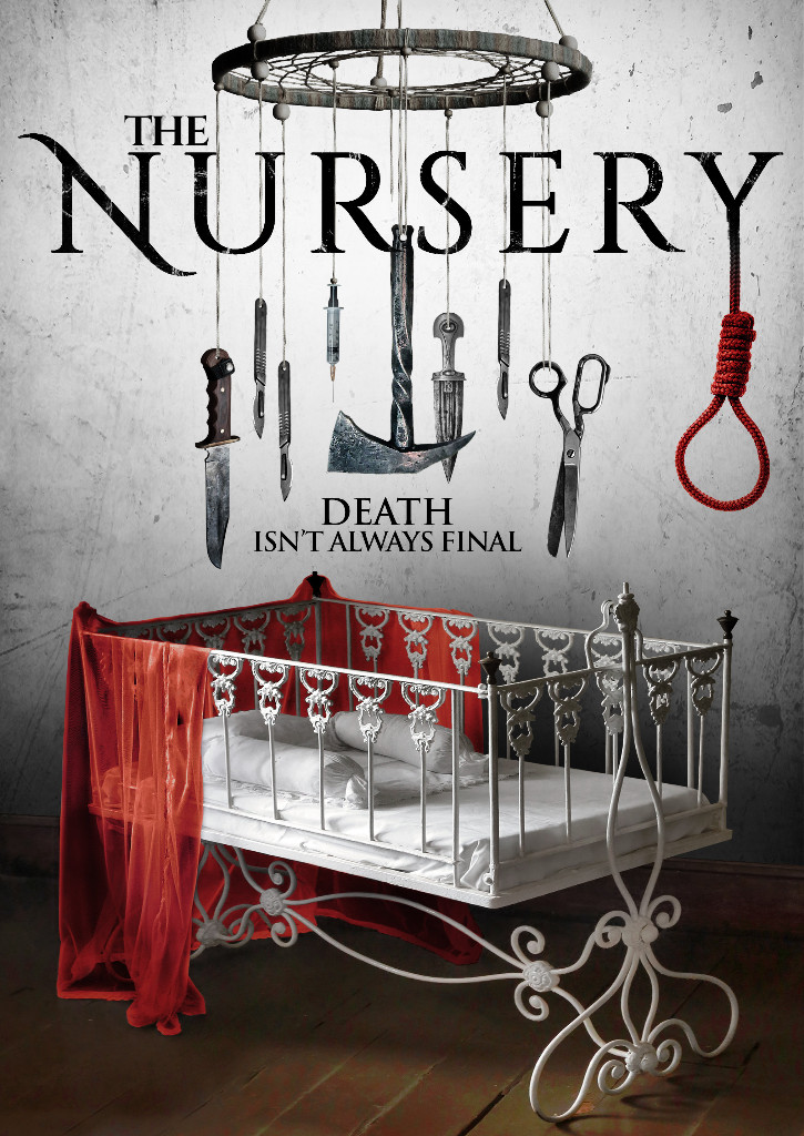 Supernatural Horror 'The Nursery' Premieres on VOD This June!
