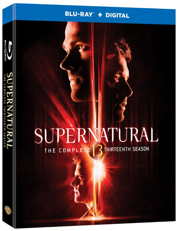 Blu-ray & DVD Release Details for 'Supernatural: The Complete 13th Season'