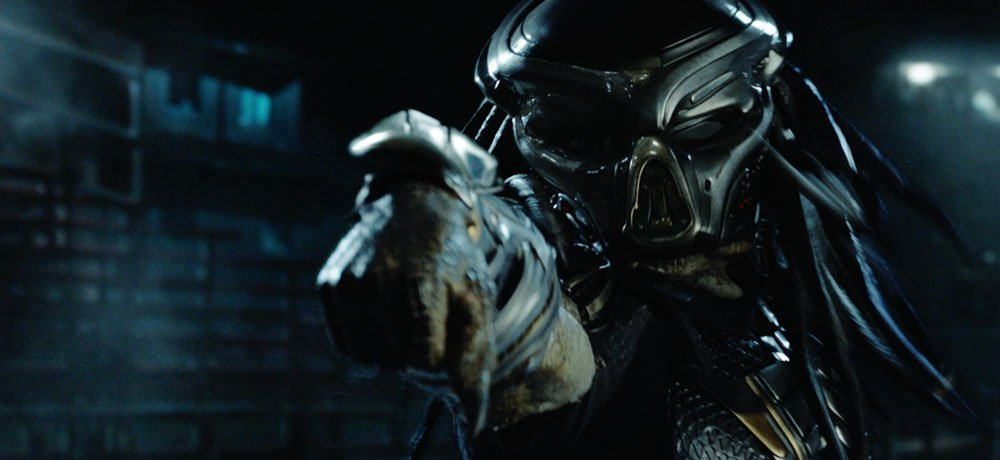 "The ""Hunt Has Evolved"" in the New Trailer for 'The Predator'"