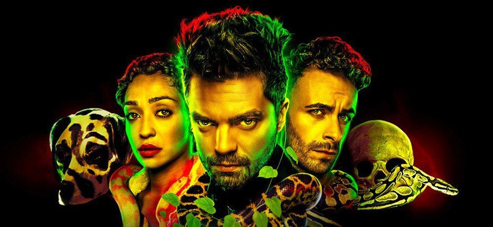 Preacher S3 op Amazon Prime Video
