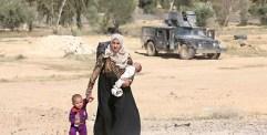 اليونيسيف: 20 ألف طفل محاصرون في الفلوجة