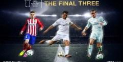 مفاجأة مدوية في القائمة النهائية ﻷفضل لاعب بأوروبا
