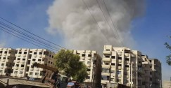 عشرات الشهداء والجرحى في غارات مكثفة على الغوطة الشرقية