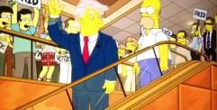 """كيف تنبأ مسلسل """"كارتون"""" بنتائج الانتخابات الأمريكية قبل سنوات من إجرائها؟"""