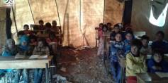 ملايين من المساعدات المفقودة تعيق تعليم الأطفال السوريين
