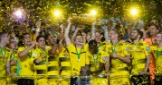 دورتموند يهزم فرانكفورت ويتوّج بلقب كأس ألمانيا