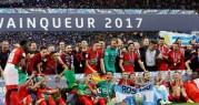 بعد فوزه على آنجي.. باريس سان جيرمان بطلاً لكأس فرنسا