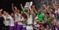 للمرة 12 والثانية على التوالي.. ريال مدريد بطلاً لأوروبا على حساب يوفنتوس