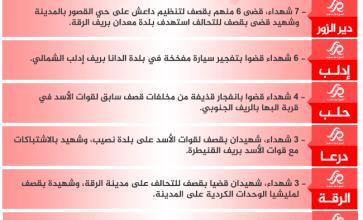 شهداء الثورة: السبت 25-06-2017
