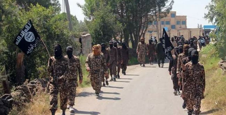 ''داعش'' يسيطر على عدة مناطق غربي درعا