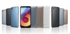 إل جي تطلق رسمياً هاتفها الذكي LG Q6