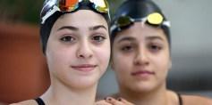 السوريتان يسرى وسارة في خدمة اللاجئين في ألمانيا