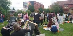 """مهرجان """"فن الشوارع"""" يلون بريستول البريطانية"""