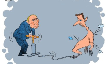 محاولات بوتين الفاشلة لتعويم الأسد – ريشة موفق قات