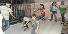 مظاهر مشهورة للعيد في الغوطة الشرقية المحاصرة