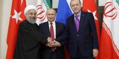قمة سوتشي: صفقة روسية تركية إيرانية على حساب سورية