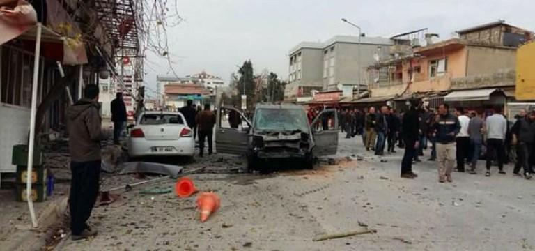 """3 قتلى بقصف لمليشيا """"وحدات حماية الشعب"""" على الريحانية بتركيا"""