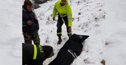 ارتفاع عدد ضحايا الثلج بين النازحين للبنان إلى 15 معظمهم نساء وأطفال