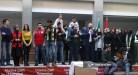 فعاليات طلابية في تركيا تتضامن مع الغوطة الشرقية