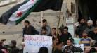 """أهالي الرستن يحذرون الروس وينددون بممارسات """"تحرير الشام"""""""