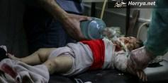 """الأمم المتحدة: الوضع الانساني في الغوطة الشرقية """"خرج عن السيطرة"""""""