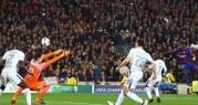 برشلونة يفوز على تشلسي بثلاثية و يتأهل لربع نهائي دوري الأبطال