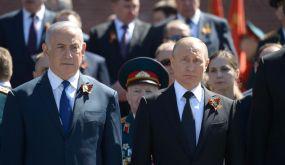 """خيارات """"بوتين"""" في ظل المواجهات بين إسرائيل وإيران في سوريا"""